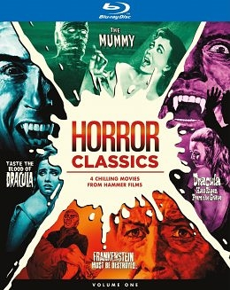 Hammer Horror Classics: Volume One