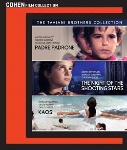 The Taviani Brothers Collection