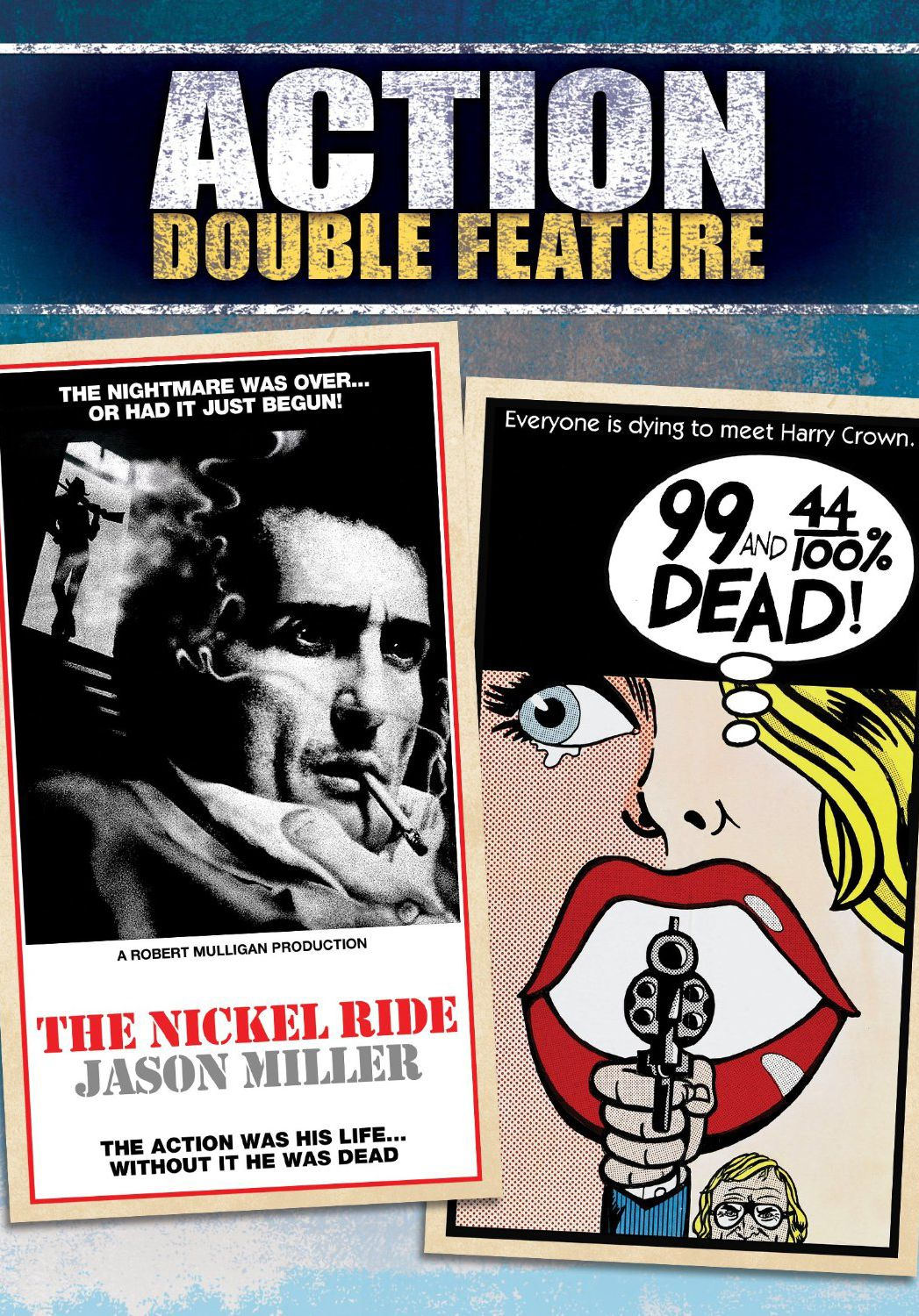 Publicity still for The Nickel Ride | 99 and 44/100% Dead