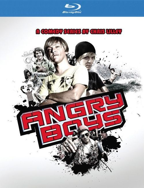 Publicity still for Angry Boys