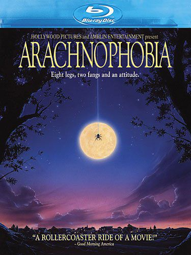 Publicity still for Arachnophobia