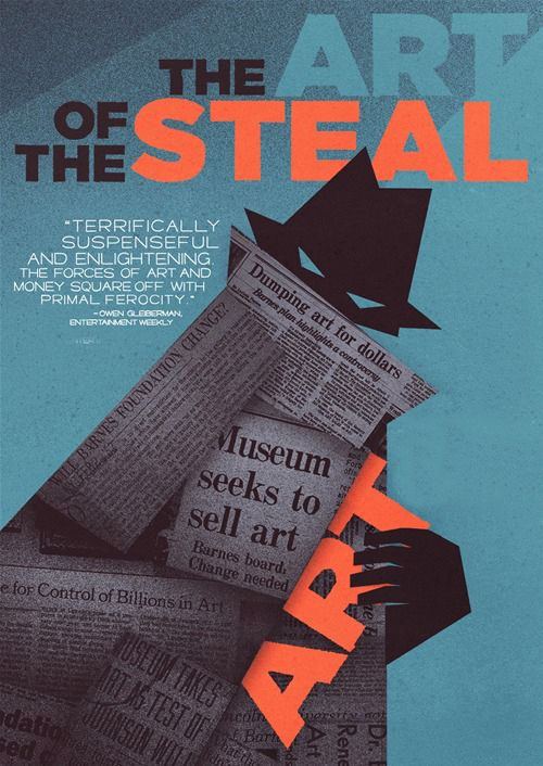 Publicity still for The Art of the Steal