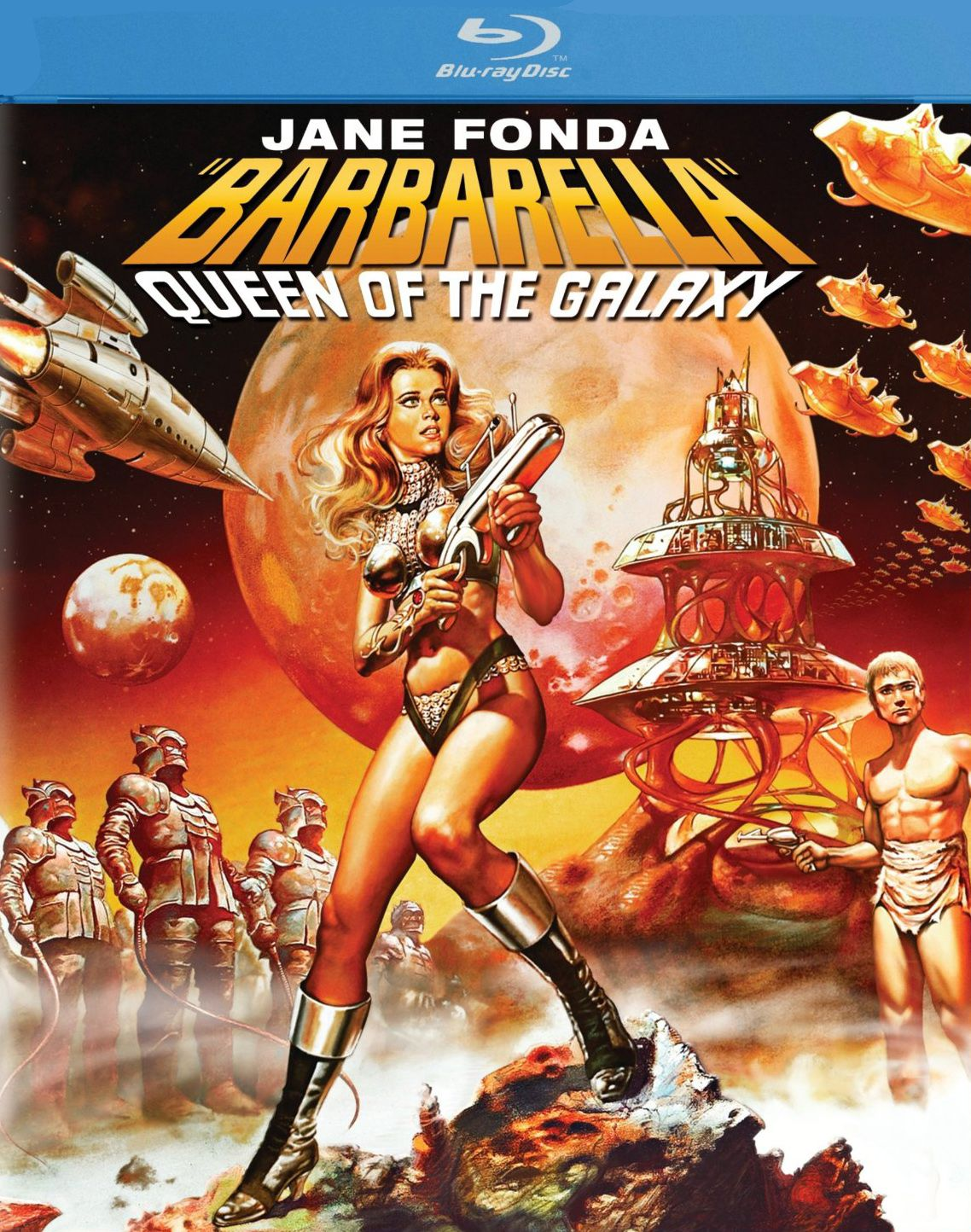 Publicity still for Barbarella