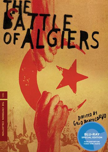 Publicity still for The Battle of Algiers