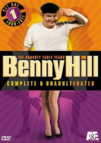 Benny Hill: The Naughty Early Years (1969 - 1971)
