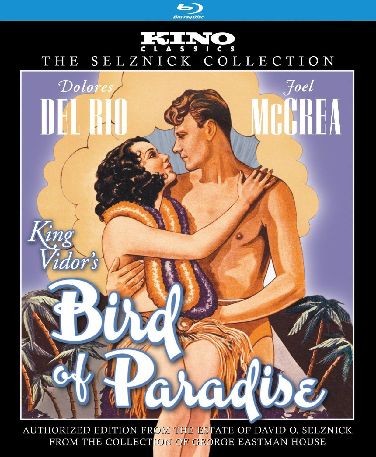 Publicity still for Bird of Paradise