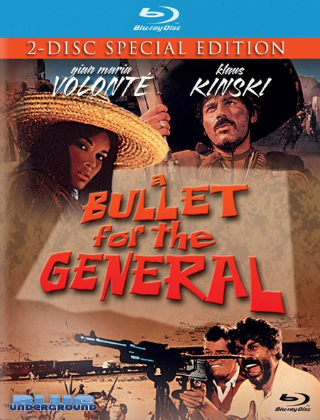 Publicity still for A Bullet for the General