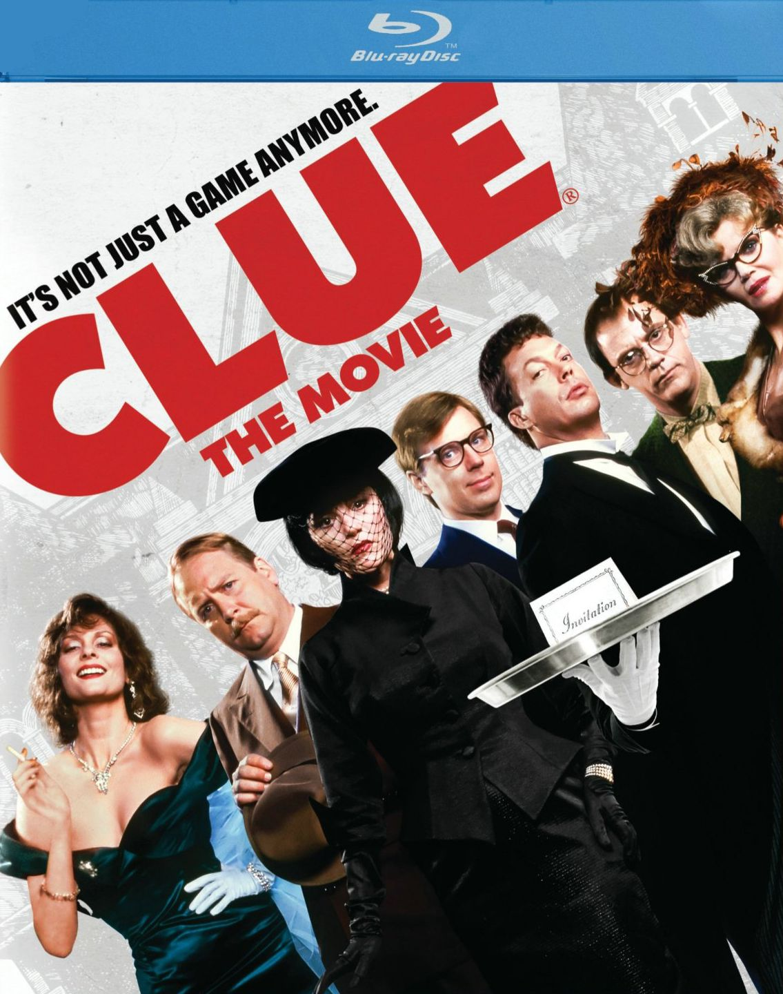 Publicity still for Clue