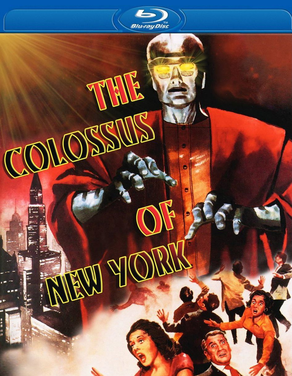 a review of the colossus of new york a movie by eugene lourie Everything you have to know about the colossus of new york (1958) - synopsis, casting, review, technical crew, trailers, posters, stills, budget, box-office.