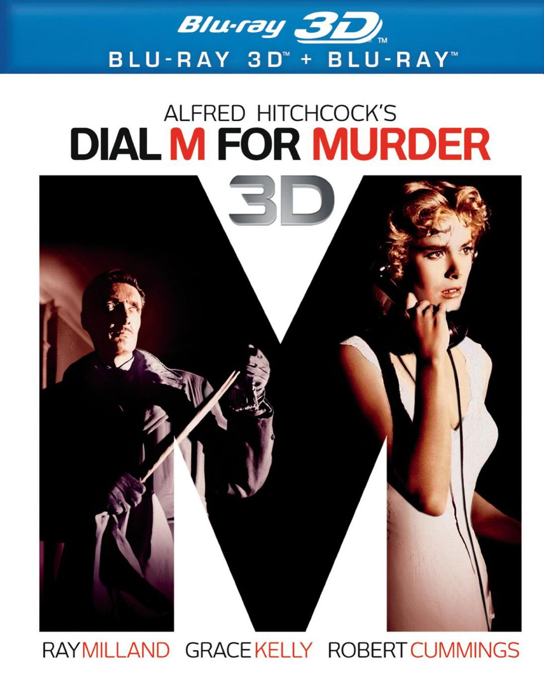 Publicity still for Dial M for Murder
