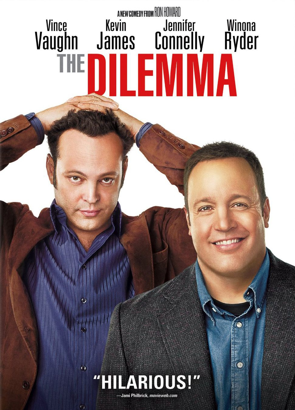 Publicity still for The Dilemma