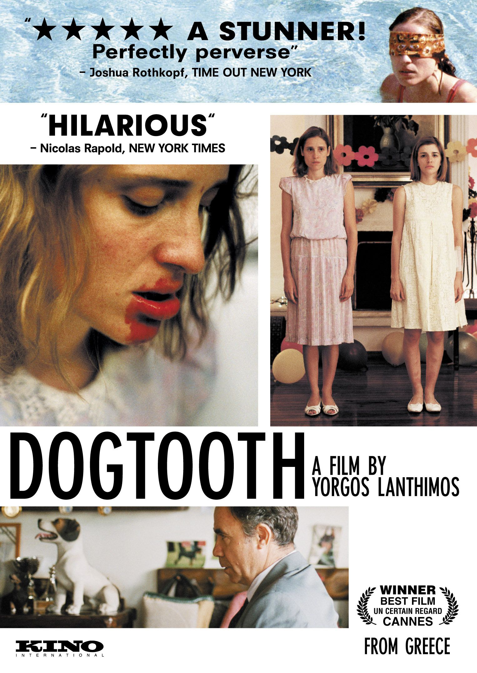 Publicity still for Dogtooth