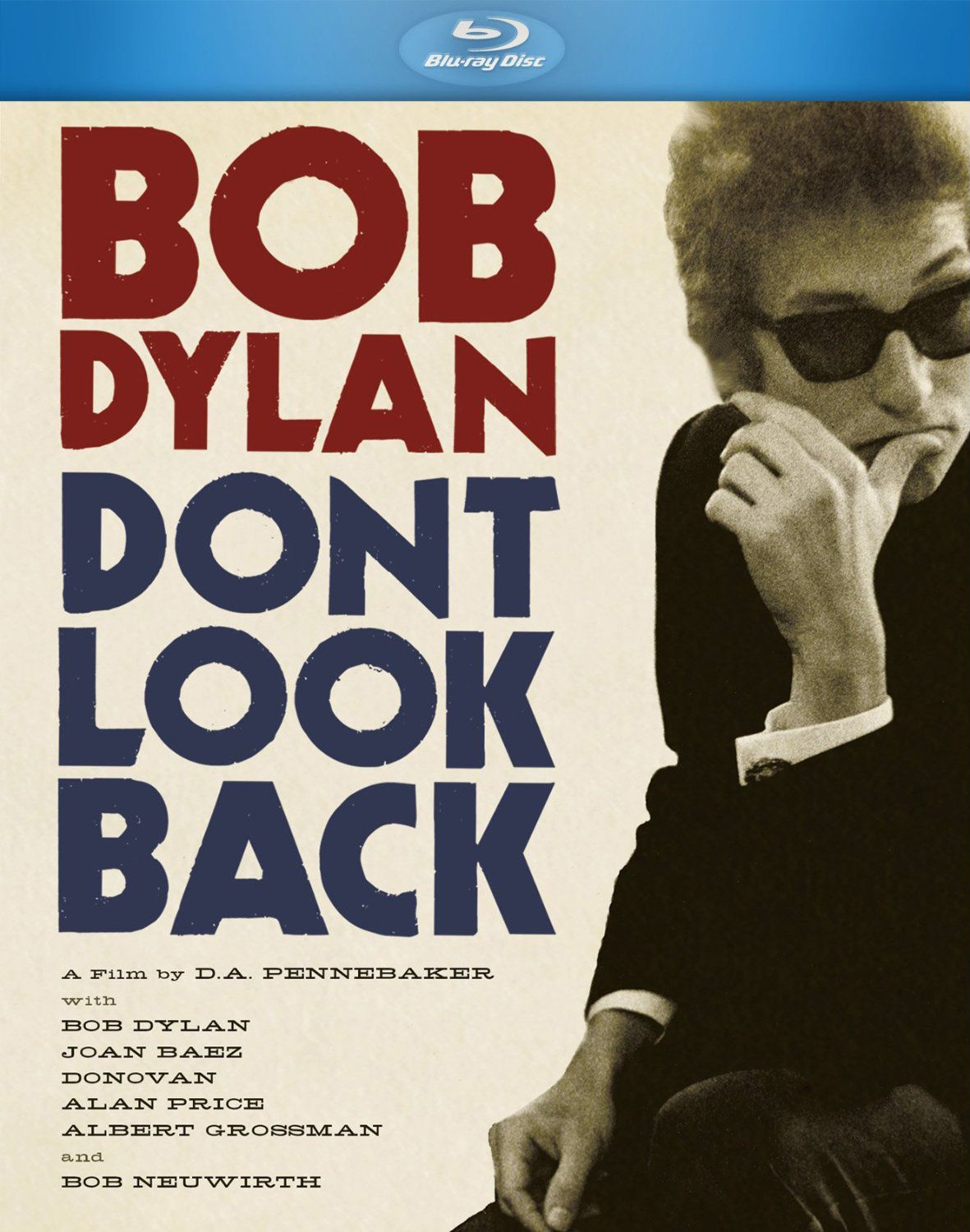 Publicity still for Don't Look Back