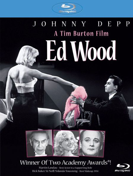 Publicity still for Ed Wood