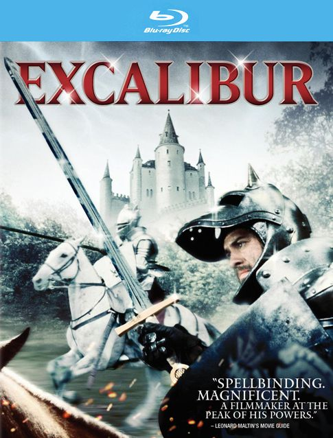 Publicity still for Excalibur
