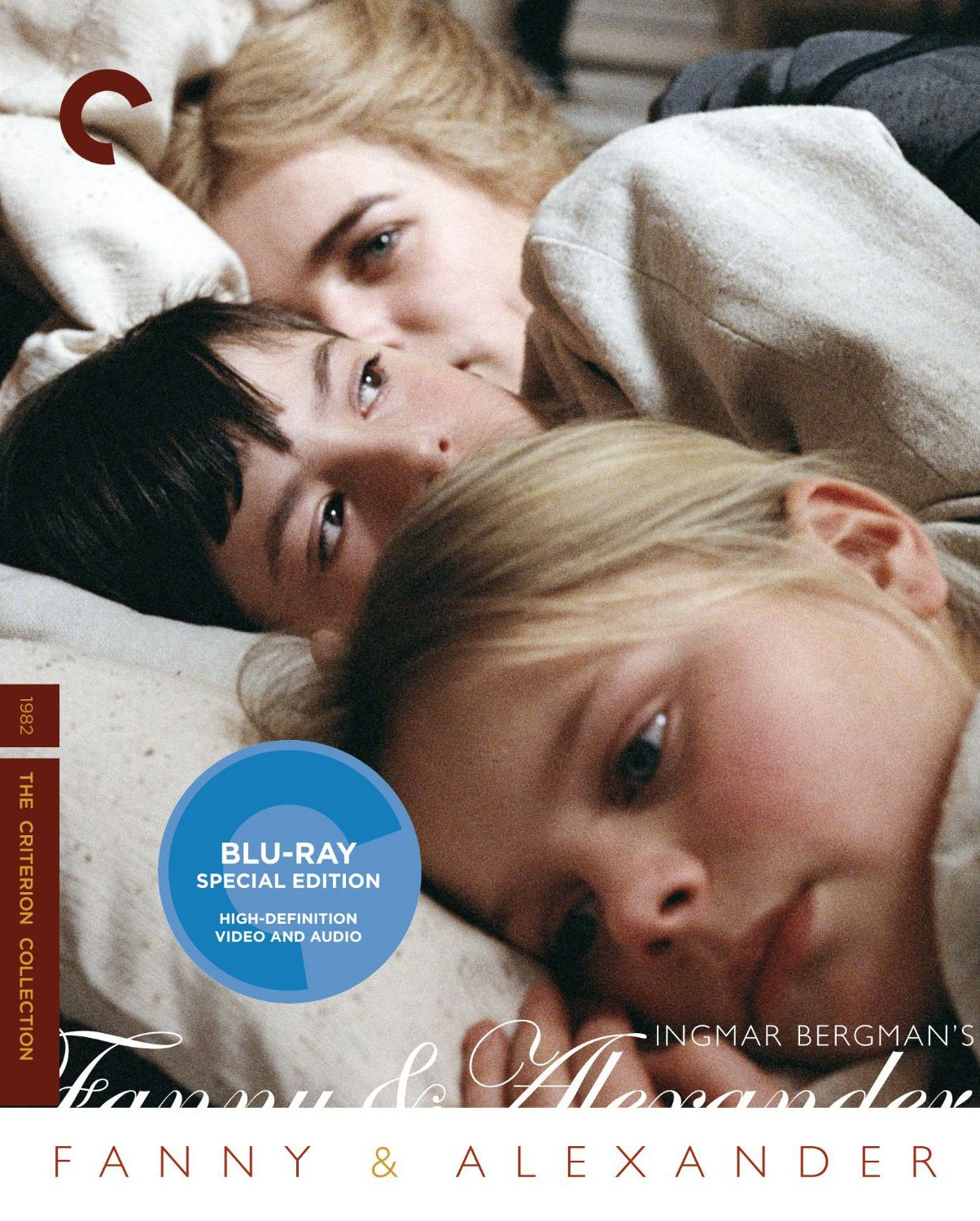 Publicity still for Fanny and Alexander