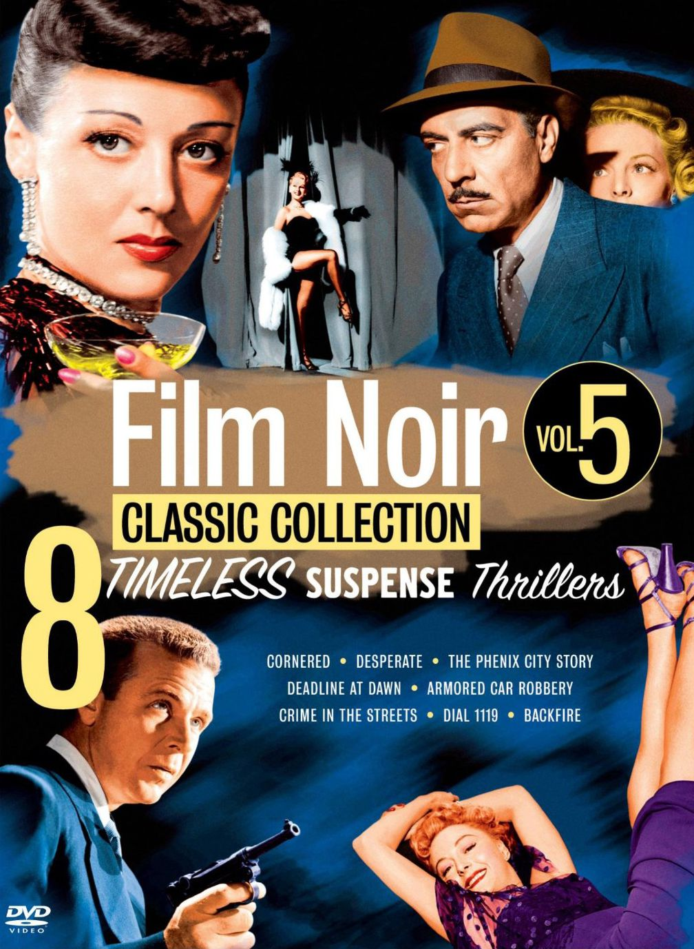 Film Noir Classic Collection: Volume 5