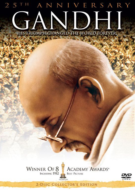 Gandhi movie review essay