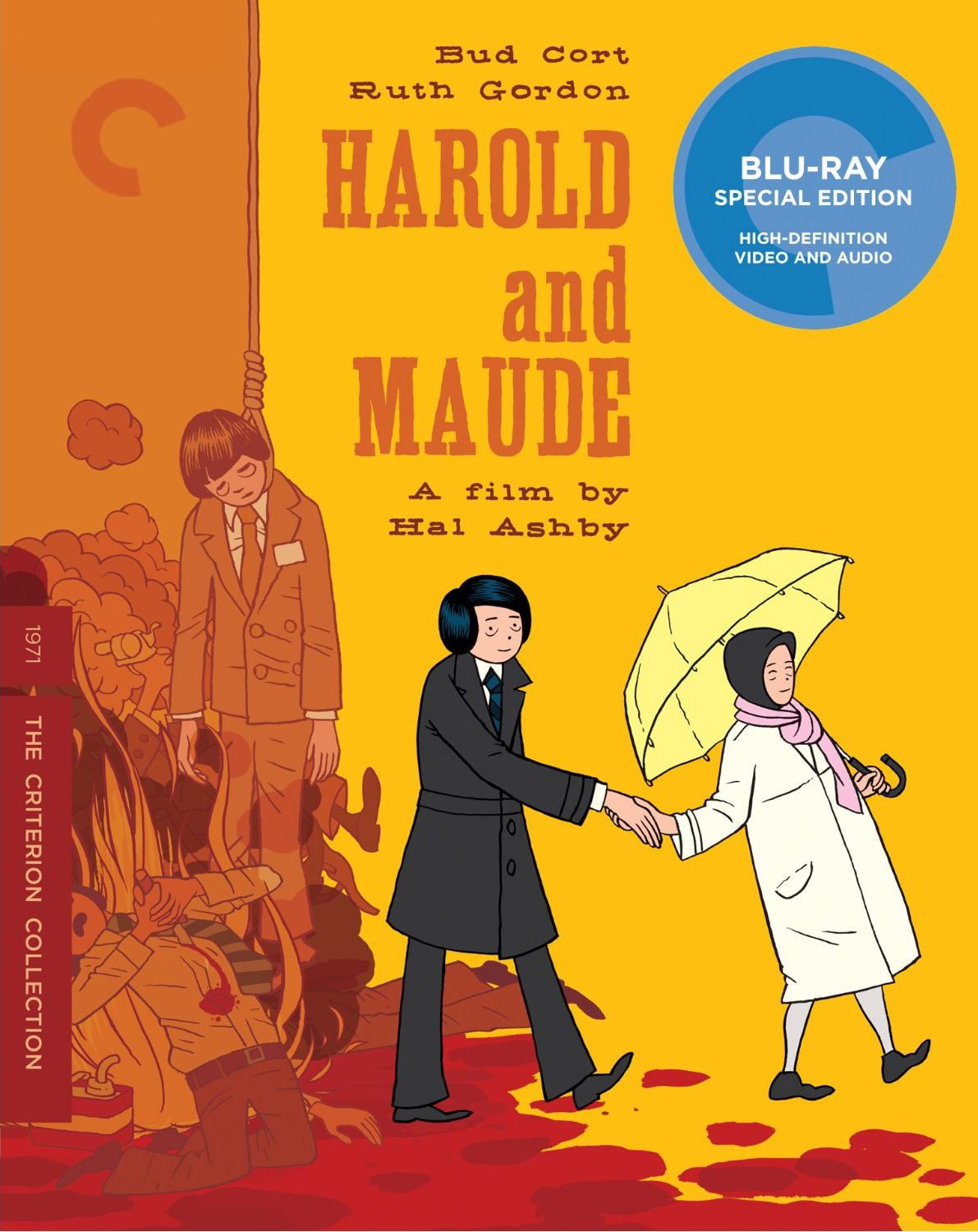 Publicity still for Harold and Maude