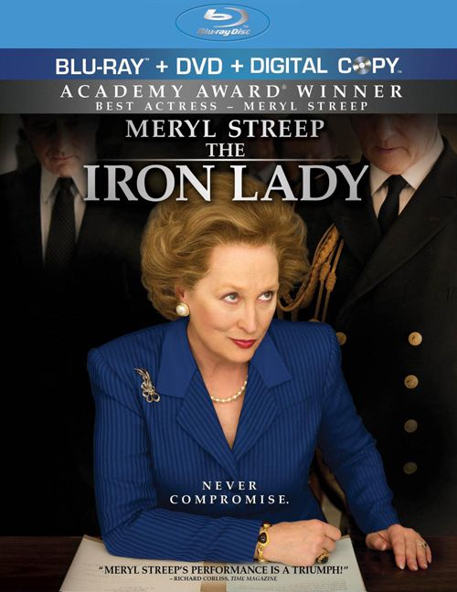 Publicity still for The Iron Lady