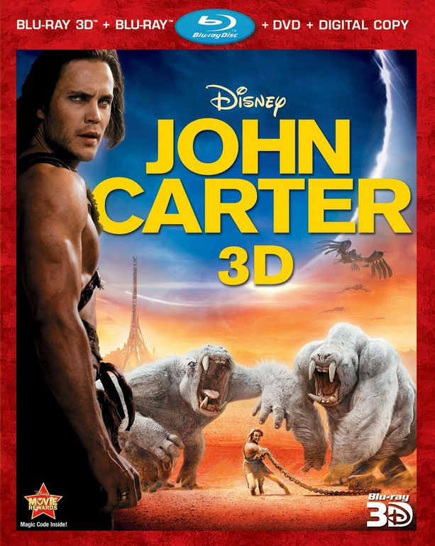 Publicity still for John Carter