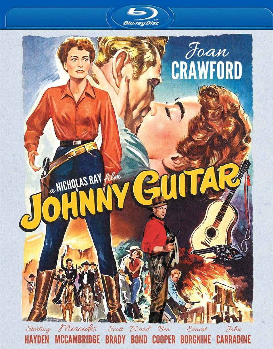 Publicity still for Johnny Guitar
