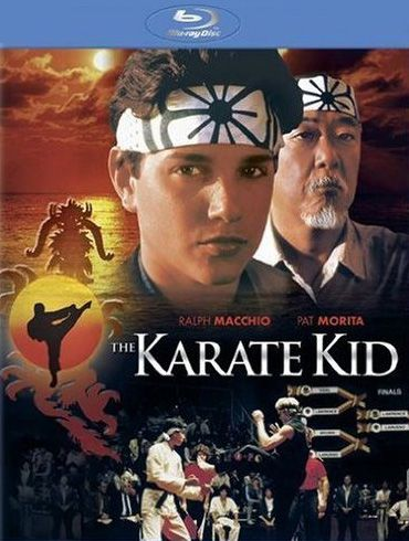 Publicity still for The Karate Kid