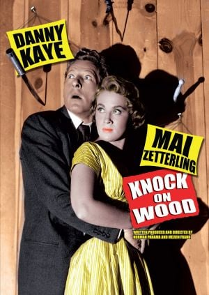 Publicity still for Knock on Wood