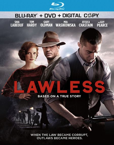 Publicity still for Lawless