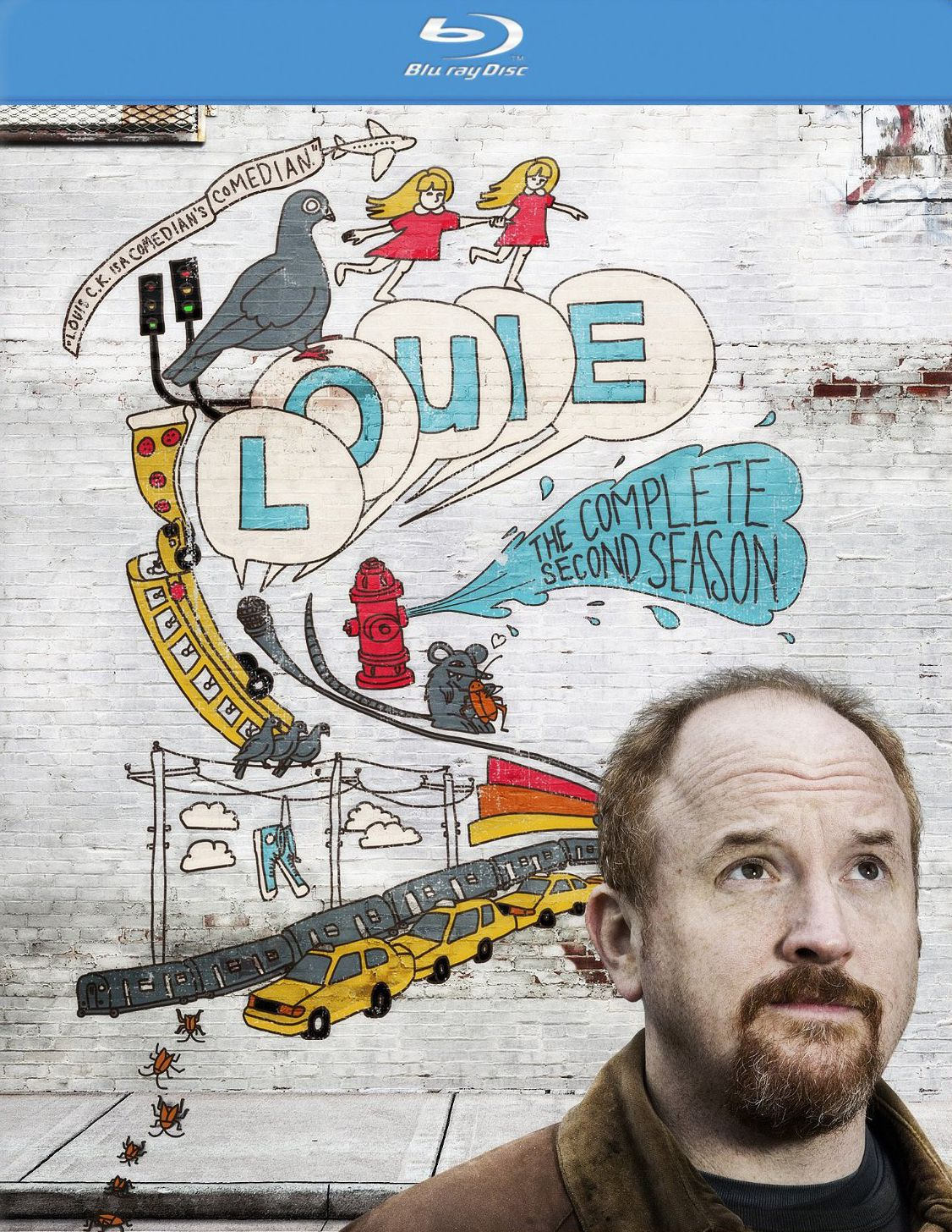 Louie: The Complete Second Season