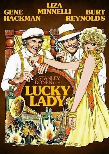 Publicity still for Lucky Lady