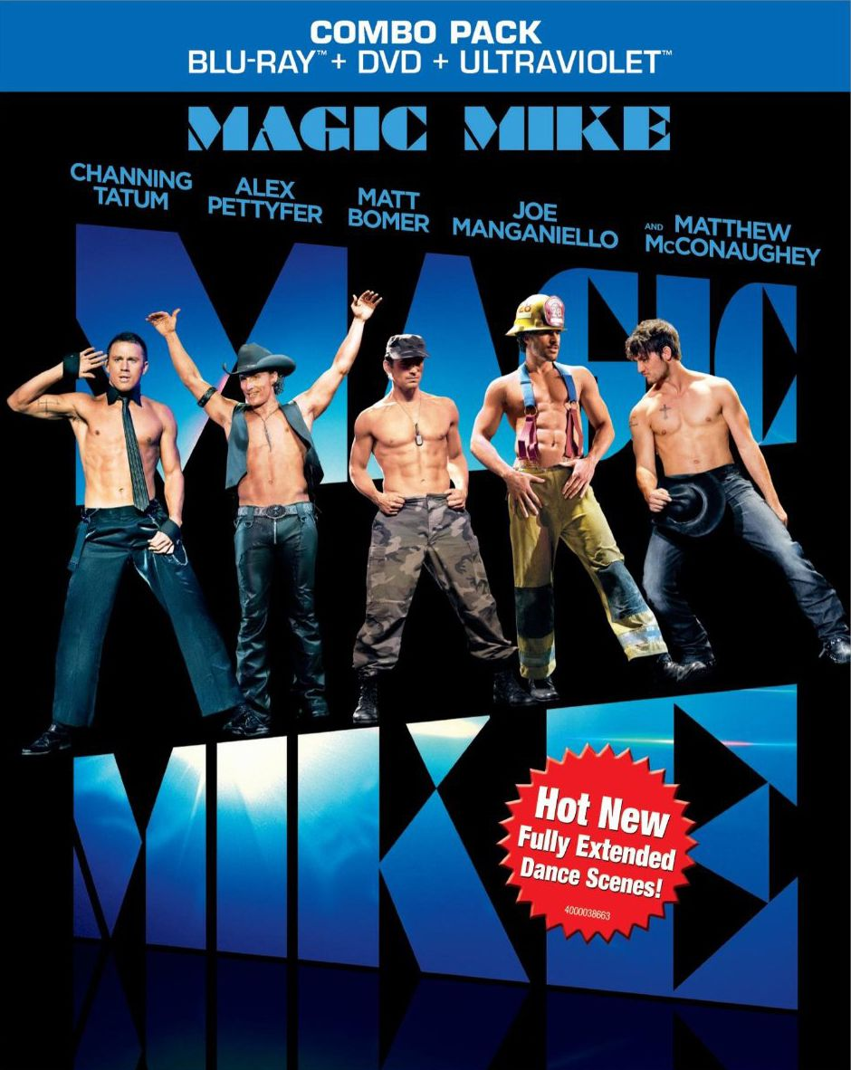 Publicity still for Magic Mike
