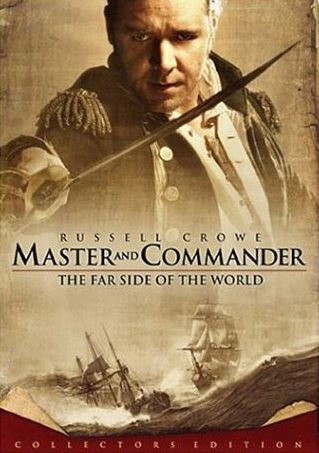 Publicity still for Master and Commander: The Far Side of the World