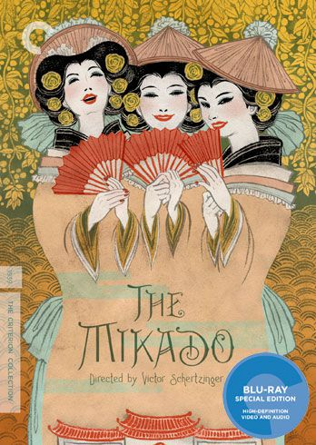Publicity still for The Mikado