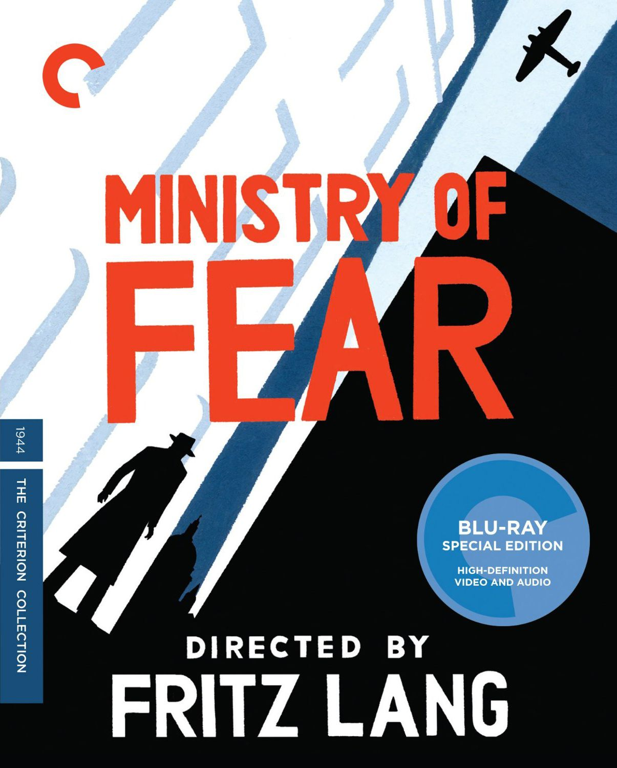 ministry of fear blu ray review slant magazine