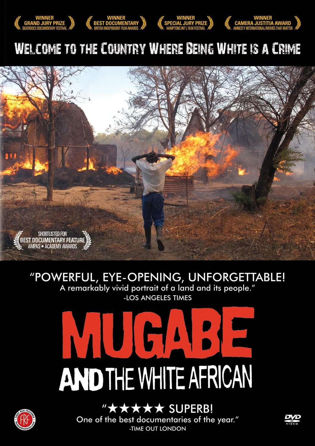 Publicity still for Mugabe and the White African