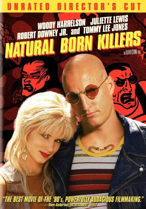 Natural Born Killers: The Director's Cut