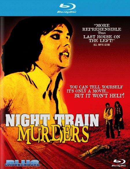Publicity still for Night Train Murders
