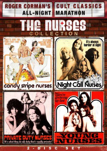 Roger Corman's Cult Classics: The Nurses Collection