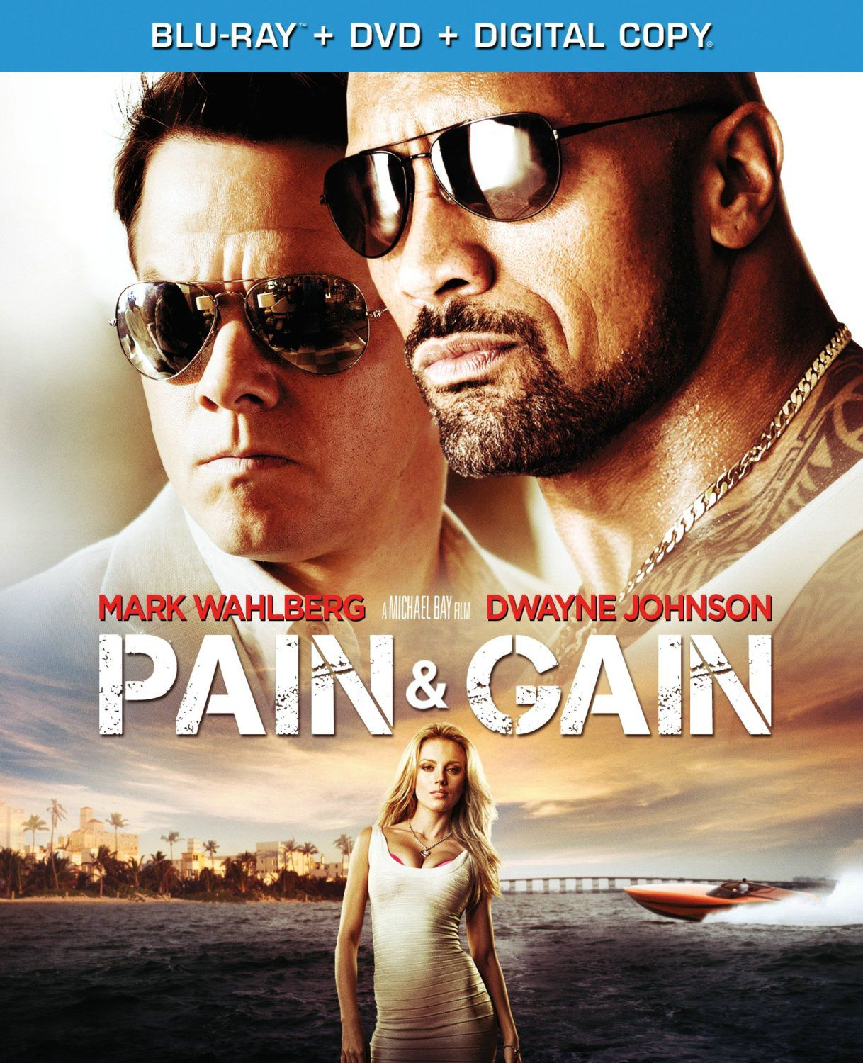 Publicity still for Pain & Gain
