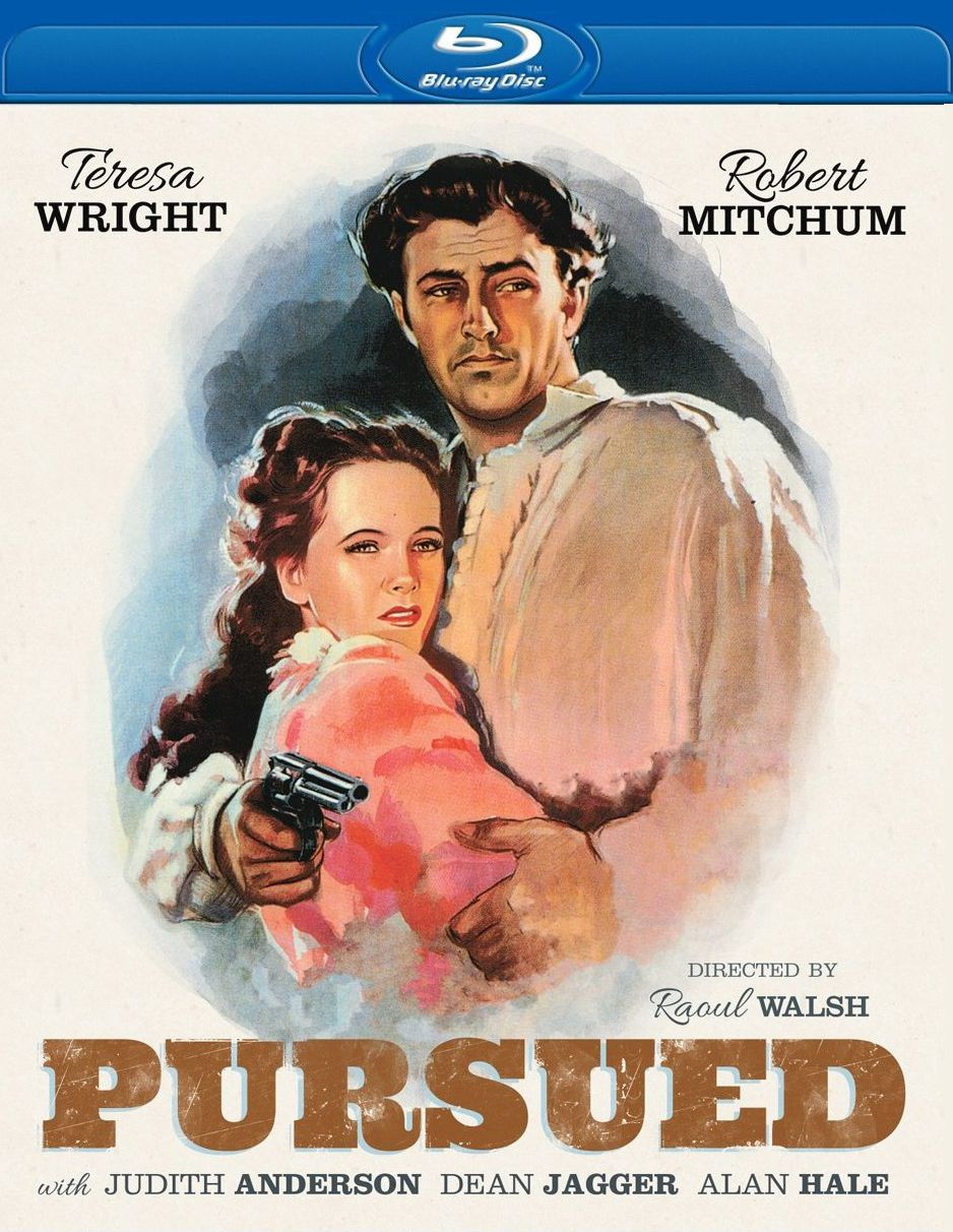 Publicity still for Pursued