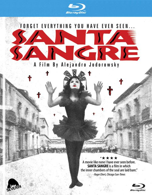 Publicity still for Santa Sangre