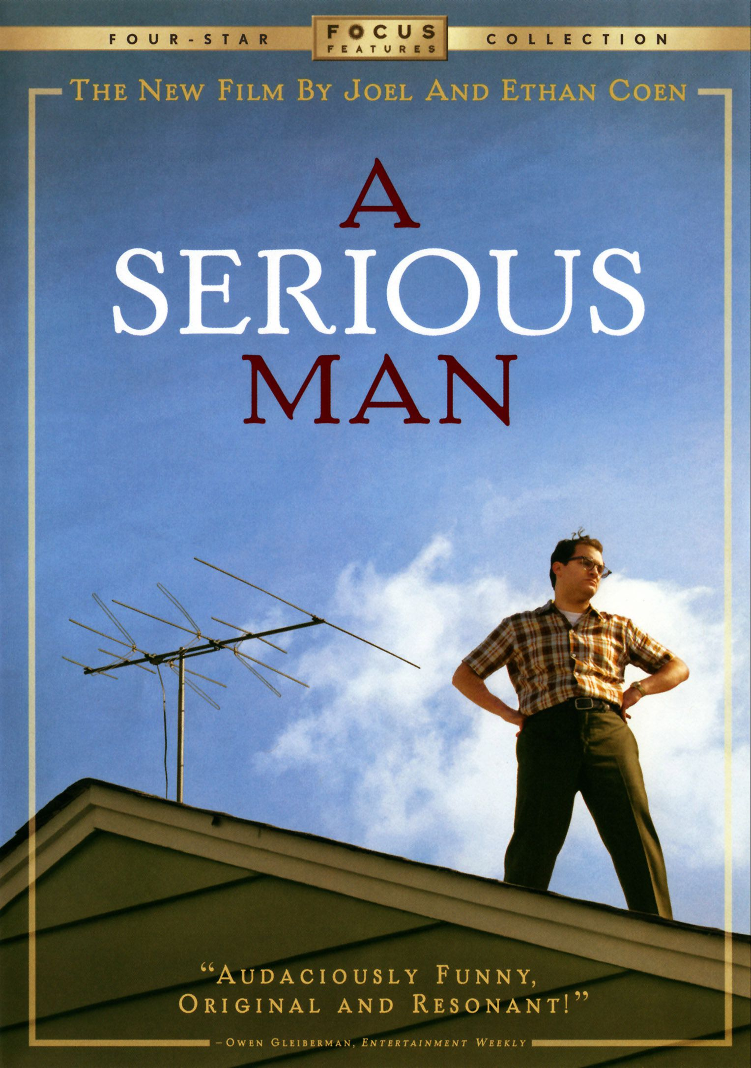 Publicity still for A Serious Man