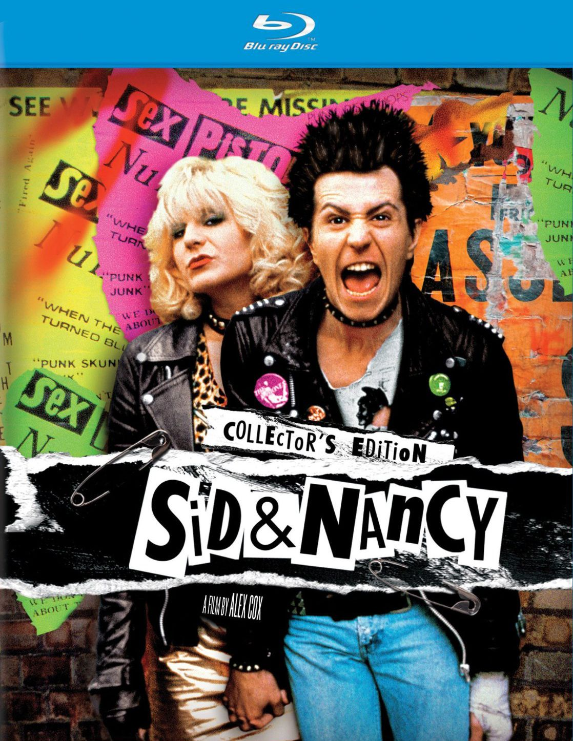 Publicity still for Sid & Nancy