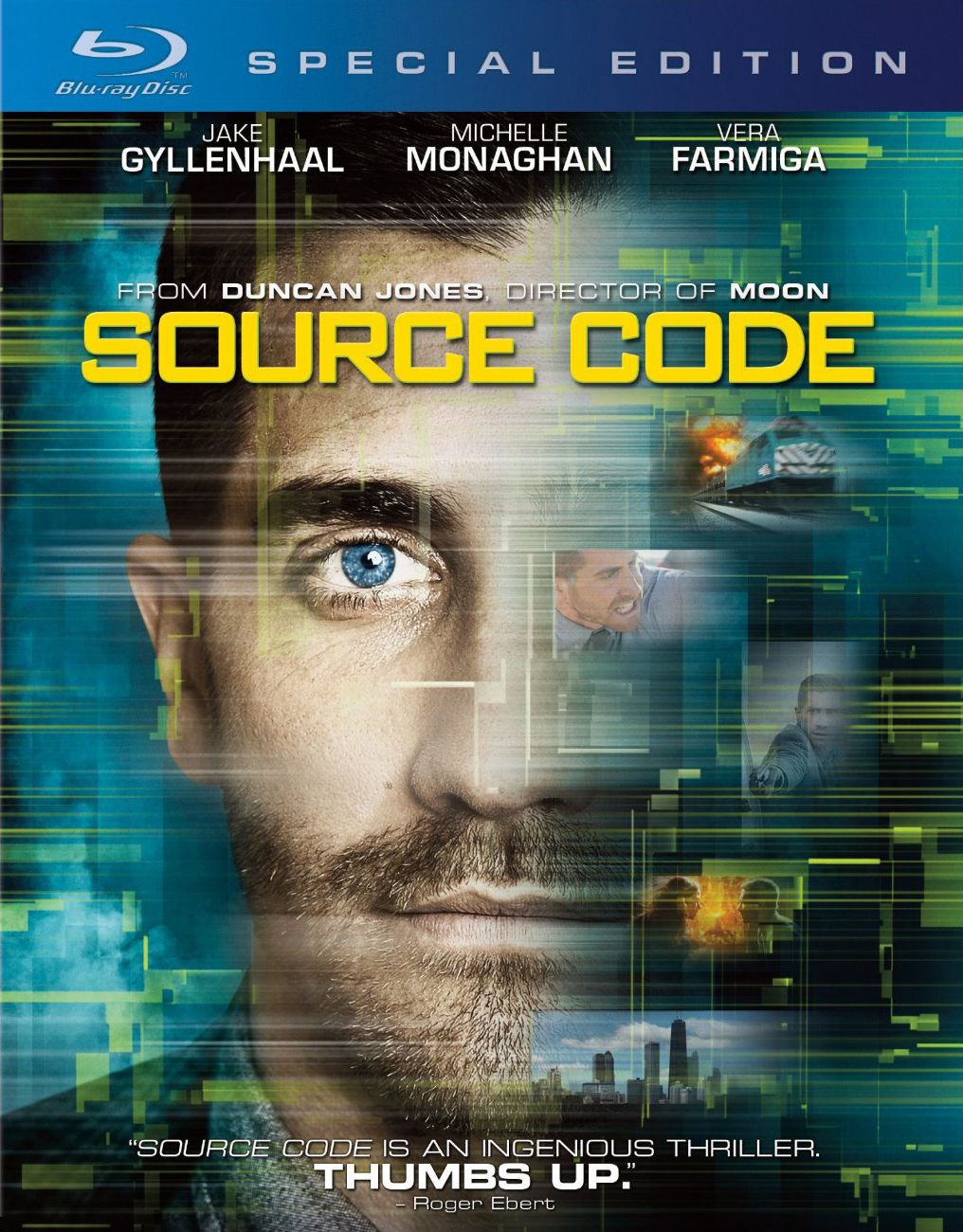 Publicity still for Source Code
