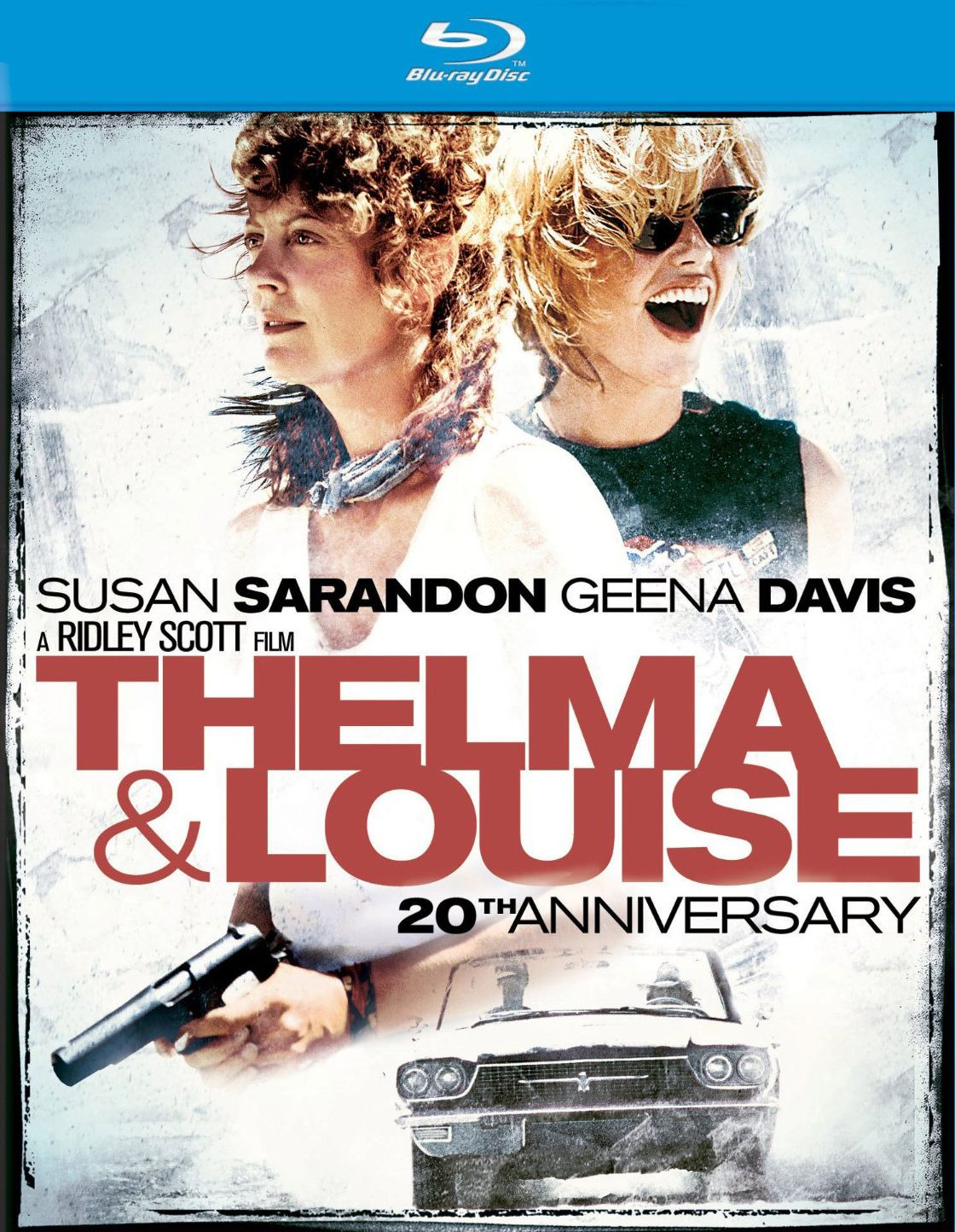 Publicity still for Thelma & Louise