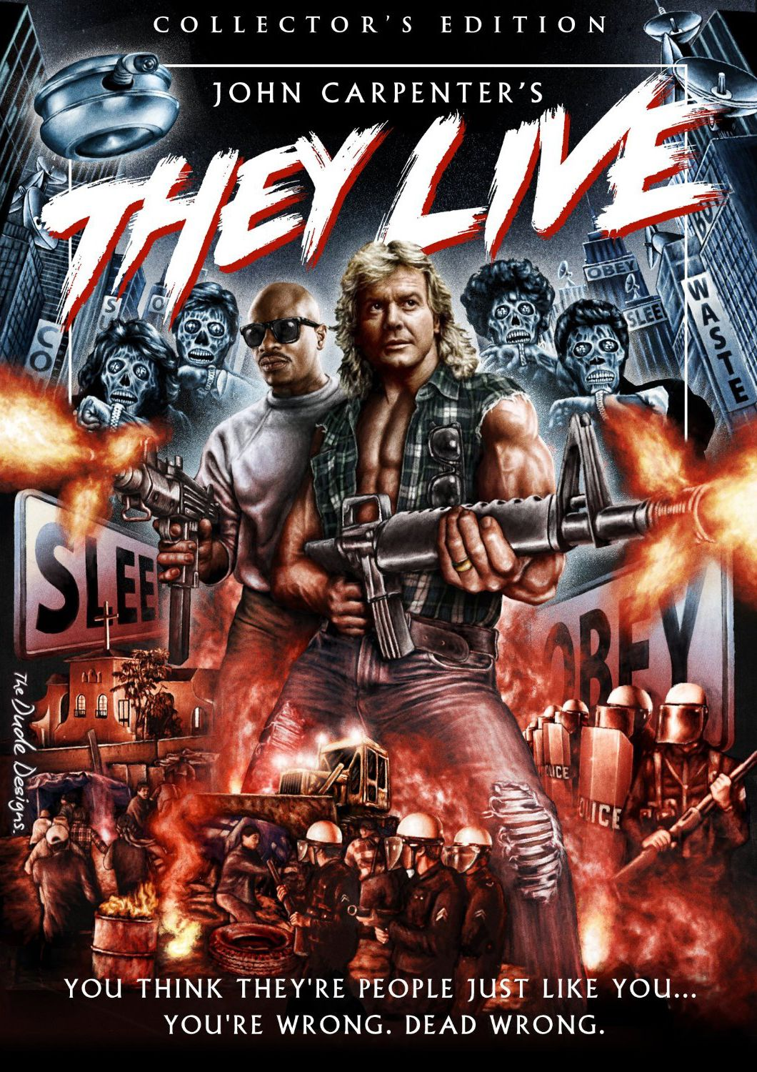 Publicity still for They Live