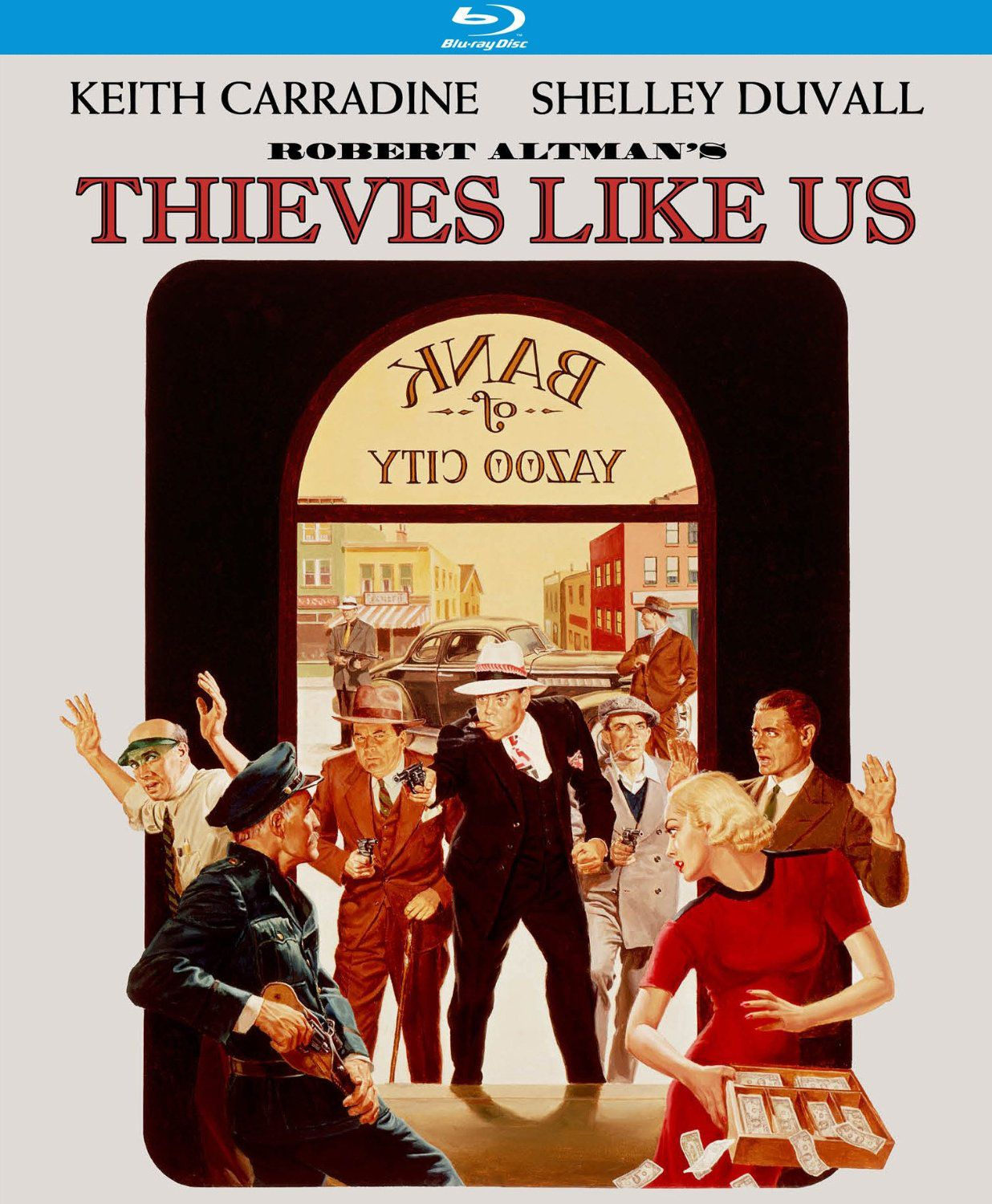 Thieves Like Us