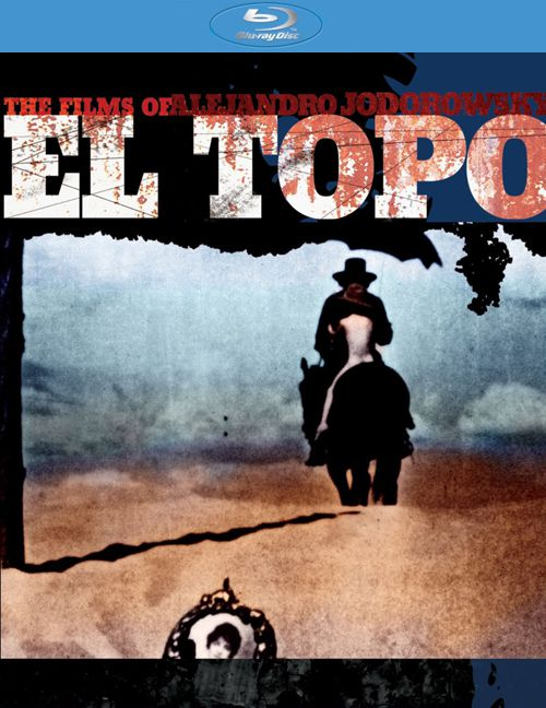 Publicity still for El Topo