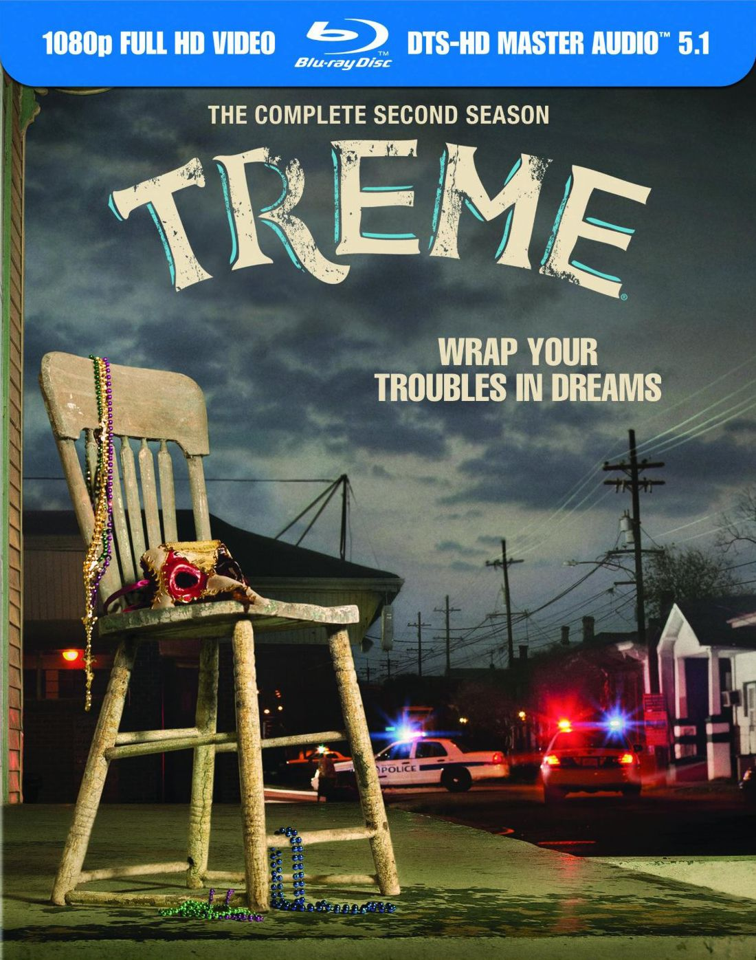 Publicity still for Treme: The Complete Second Season